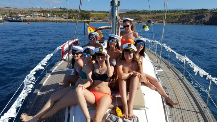 alquiler velero para eventos