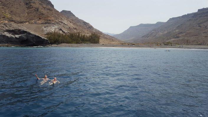 Deportes acuáticos para hacer en gran canaria