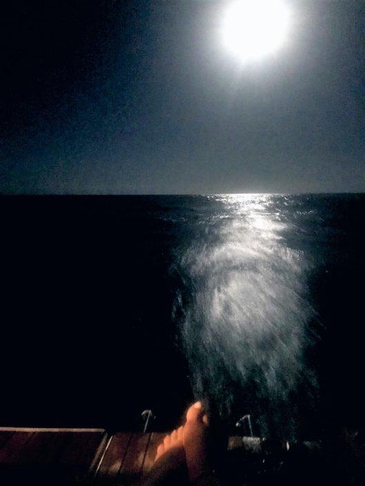 Auténtico baño de luna Gran Canaria
